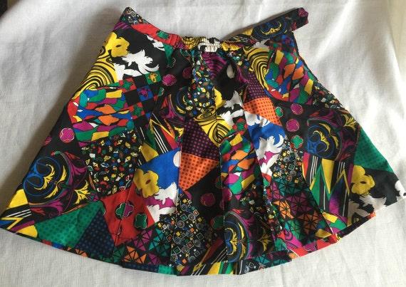 Fun Tennis Skirt, Print Tennis Skirt, Tennis Skirt