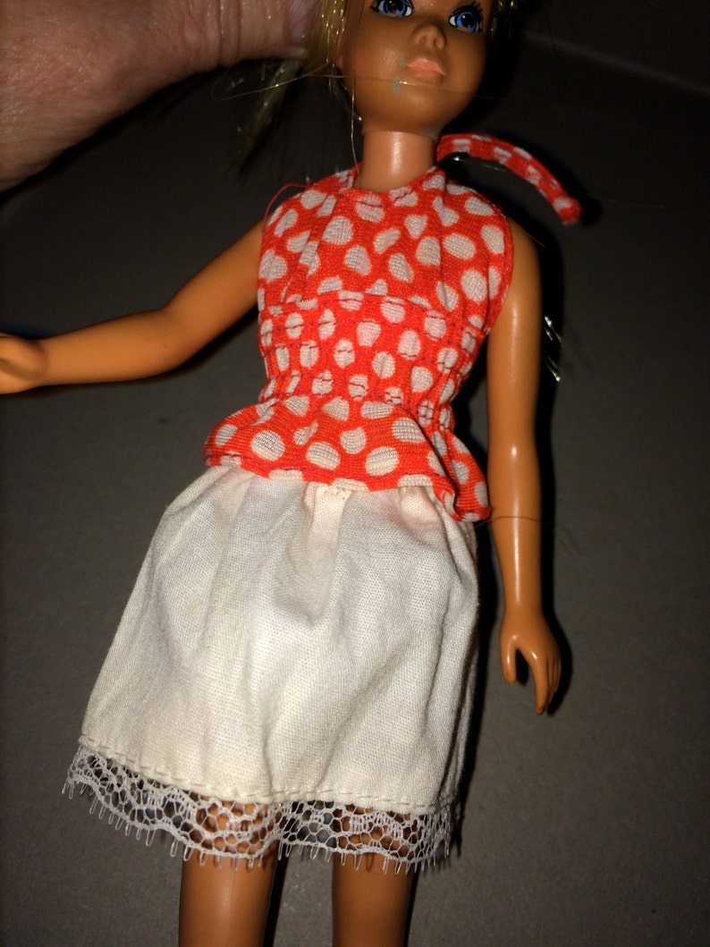 2b2cf39fa734a Skipper Mattel Spring Dress Summer Clothing Barbie Doll