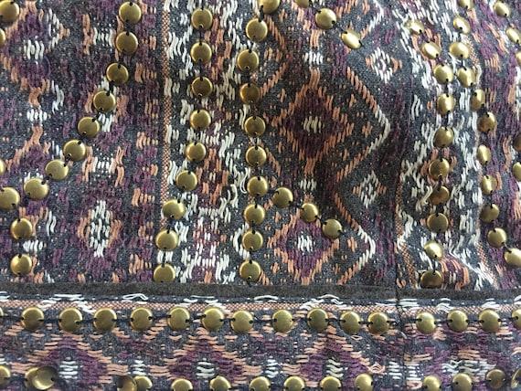 India mini skirt,Bead Mini Skirt,Exotic Mini Skir… - image 3