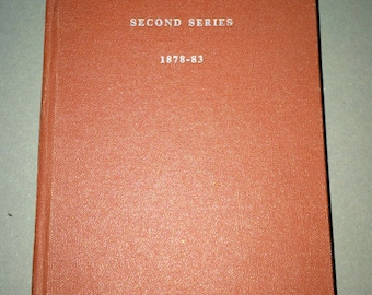 Old Diary Leaves Second Series H.S.Olcott 1954 Occult Theosophy New Age Religion Spirituality New Age Hardcover American HC Rare Collectible