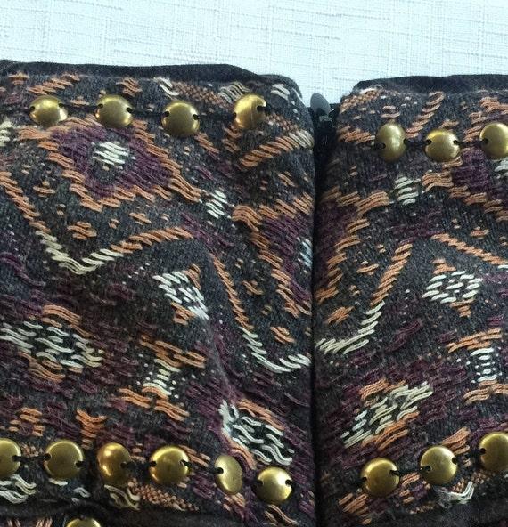 India mini skirt,Bead Mini Skirt,Exotic Mini Skir… - image 6