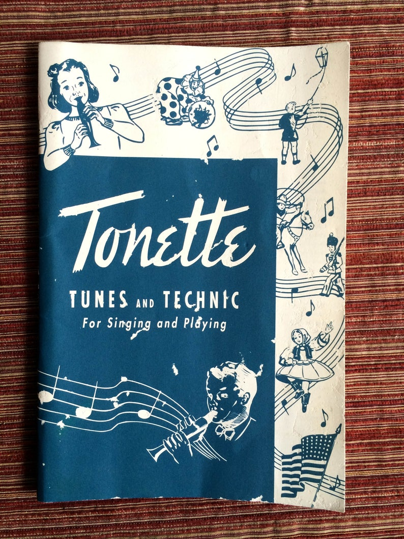 Song Instruction,Song Book,How to Music,Tonette,Retro Music Book,Music  Course,How to Flute,Flute Book,Retro Song Book,Music Instruction
