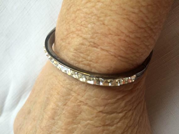Givenchy Bracelet, Retro Bracelet, Hinged Bracelet