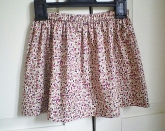 Skirt- Liberty Tana Lawn 2-3years