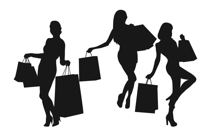 d8de9e5ce33 Shopping Silhouette, Shopping Girl, Woman Silhouette SVG, Women Clip Art,  Woman svg, Girl Silhouette, printable art Buy 2 Get 1 FREE