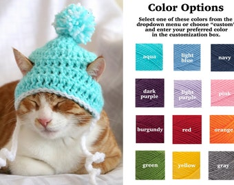 Hats For Cats Etsy