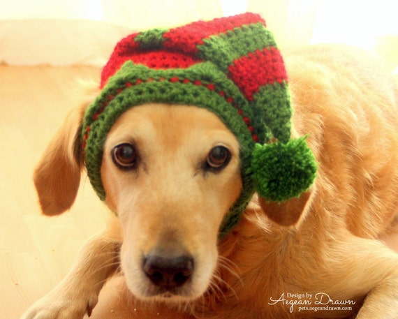 Christmas Hats For Dogs.Santa S Helper Dog Hat Elf Hat For Dogs Dog Elf Hat Holiday Dog Hat Christmas Hat For Dogs Santa S Helper Dog Costume Elf Dog Outfit
