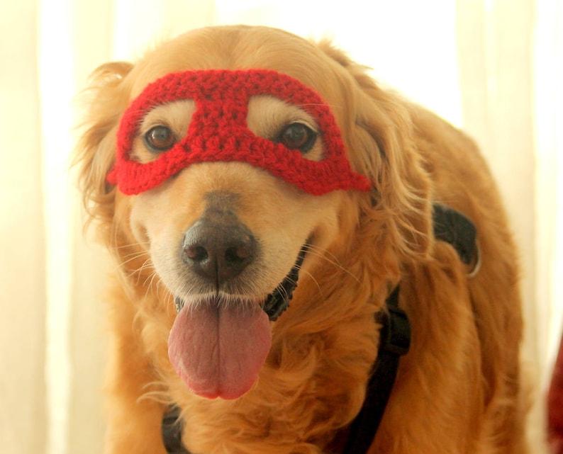 Super Hero Dog Costume Super Hero Mask for Dogs Super Hero image 1