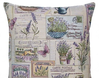 Flower Tapestry Pillows