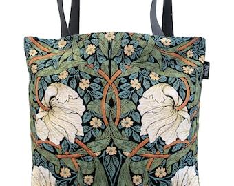 William Morris Handbag - Pimpernel Shoulder Bag - Fine Arts Tote Bag - Tapestry Hobo Bag - Woven Handbag - William Morris Gift