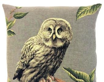 Bird Tapestry Pillows