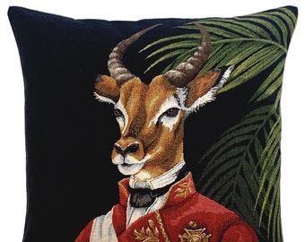 Wildlife Decor Pillows