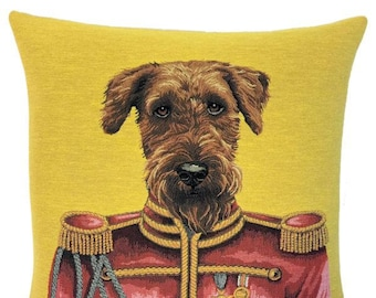 Dog Tapestry Pillows