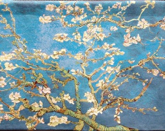 Almond Blossom Wall Tapestry Hanging - Almond Blossom Decor - Van Gogh Wall Decor - Van Gogh Gift - Fine Arts Tapestry Wall Hanging