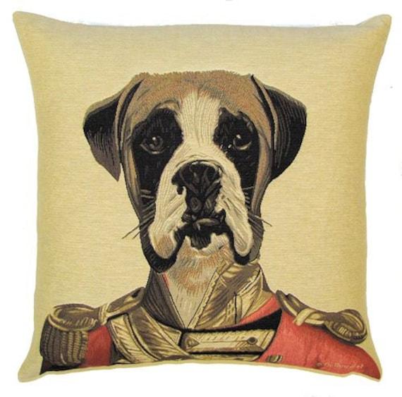 Boxer Dog Pillow Boxer Dog Gift Belgian