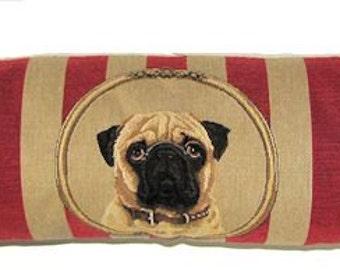 pug draft stopper beagle draught stopper shihtzu draught excluder pug lover gift - BOL-5300