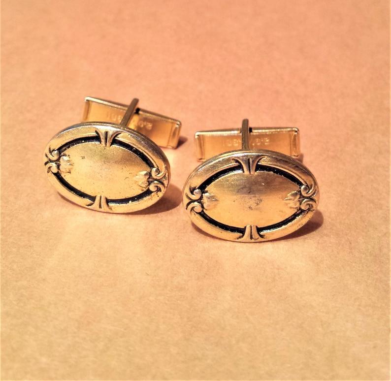 Gold Filled Cufflinks
