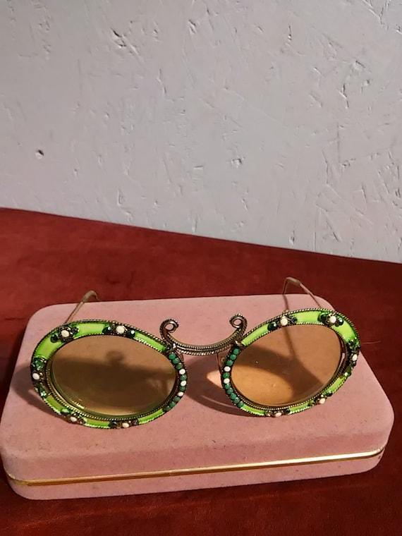 Rare Vintage Christian Dior Sunglasses Eyeglasses