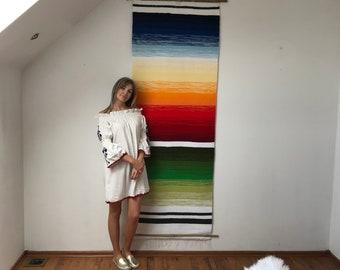 woven wall hanging, textile wall art, modern wall art, modern home decor, macrame wall hanging, wall hanging woven, housewarming gift