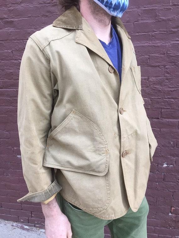 1940s Wards Western Field Jacket