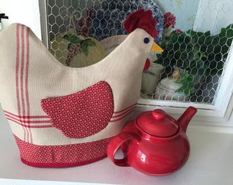Little Red Hen Cozy
