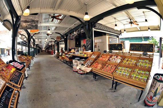 New Orleans Louisiana Marche 8x10 Printed