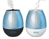 Premium BPA FREE Ultrasonic Aromatherapy Diffuser and Humidifier w LED changing lights Modern Silent Auto Shut Off Timer