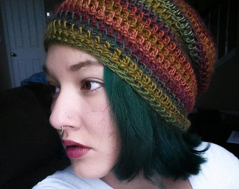 Everyday slouch beanie
