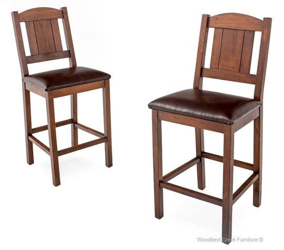 Stupendous Reclaimed Wood Bar Stools Bralicious Painted Fabric Chair Ideas Braliciousco