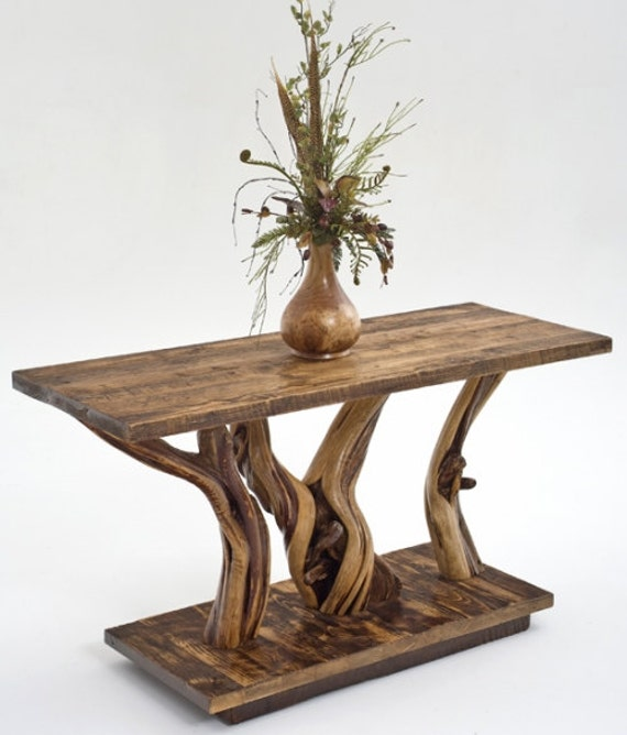 Awesome Rustic Log Sofa Table Alphanode Cool Chair Designs And Ideas Alphanodeonline