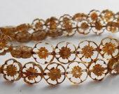 8mm 10mm Crystal Picasso Table Cut Hawaii Flower Beads, Transparent, Czech Republic Glass Beads