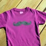 Kids Mustache Shirt