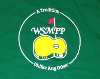 Widespread Panic Golf Shirt