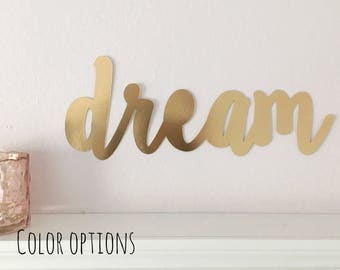More Colors. Dream Wall ...