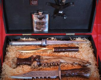 e844937650 Supernatural dagger. Winchester, angel, archangel, cain, flask + lighter