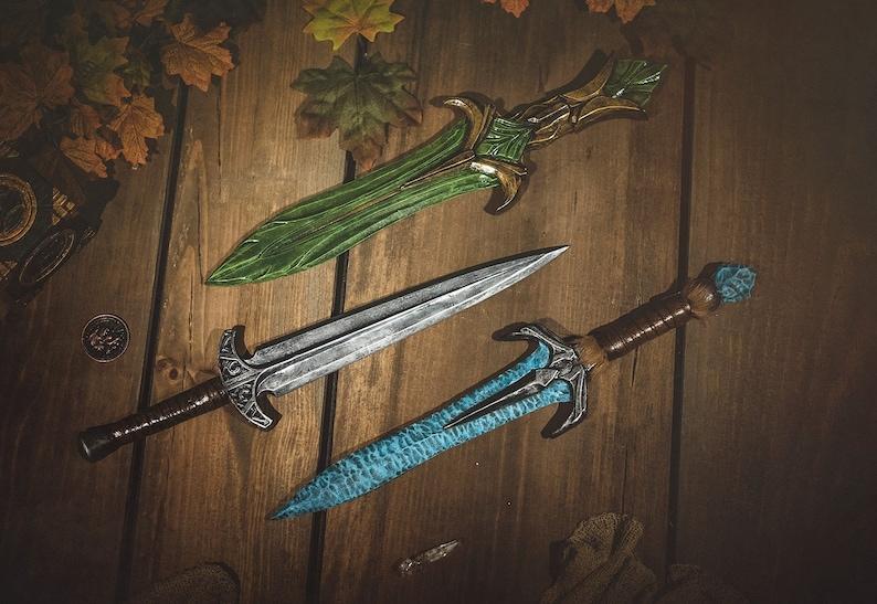 skyrim weapon packs