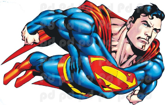 Wonder Woman Running Wall Decal DC Comic Decals Justice League Wallpaper e91