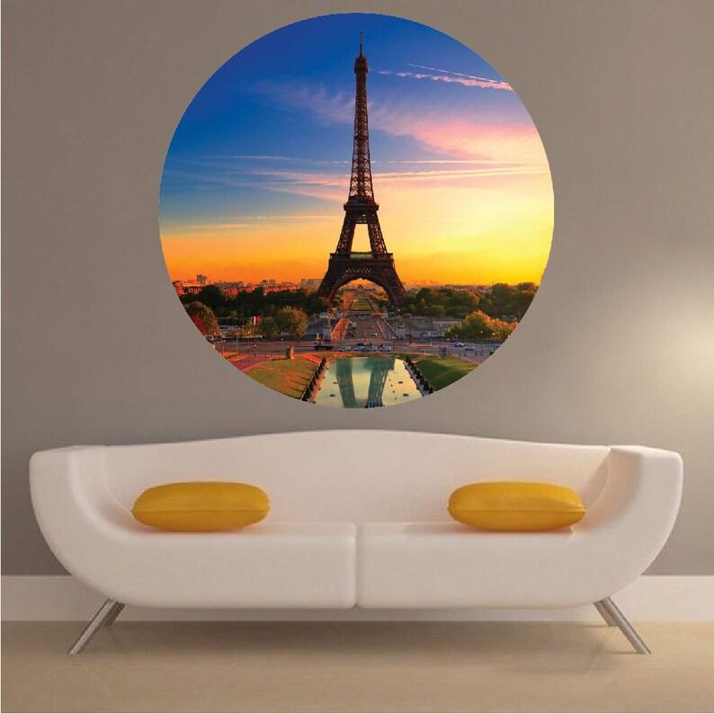 Décorations Décoration Paris MuralesStickers R833 Intérieure Tour wvmO8Nn0