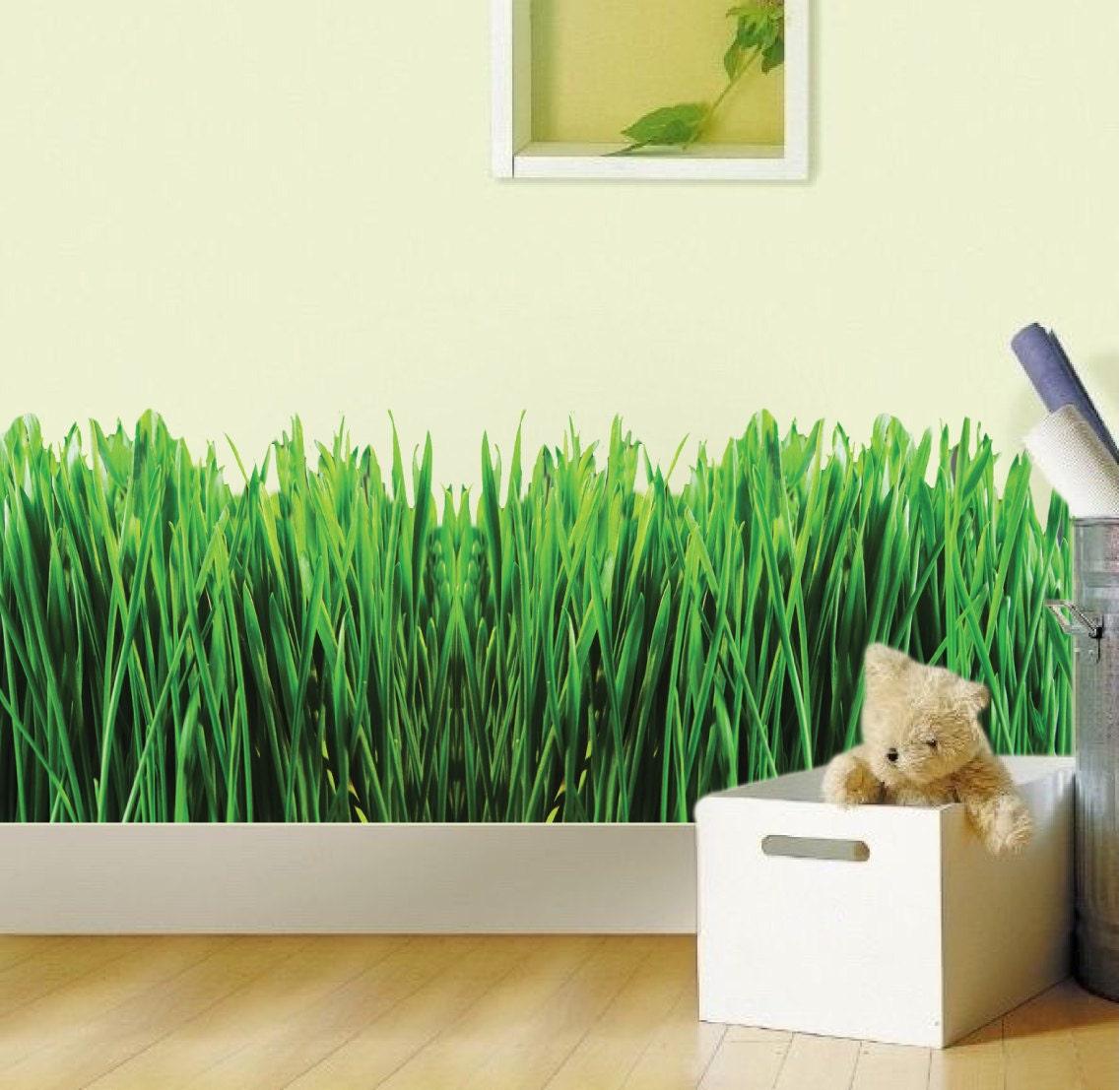 Wunderbar Wandtattoo Gras Das Beste Von 🔎zoomen
