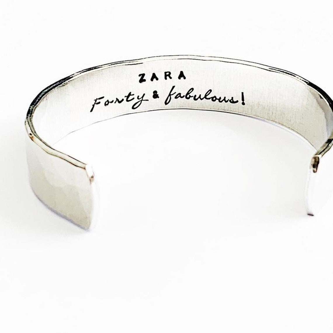 Forty and Fabulous Bracelet