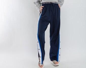 Popper pants | Etsy