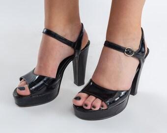 17cad2c5490a5 80s dance shoes | Etsy
