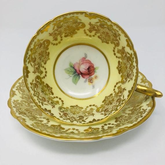 Vintage Tea Cup Paragon Double Warrant Fine Bone China Tea Etsy