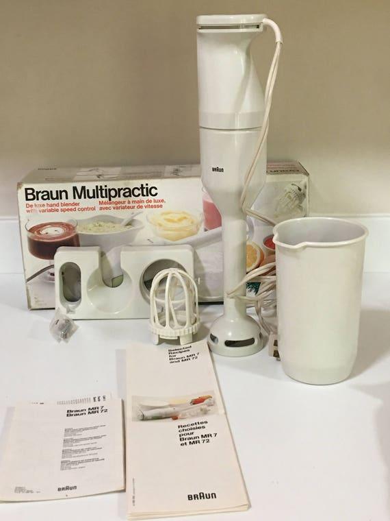 Braun Deluxe Multipractic Hand Blender
