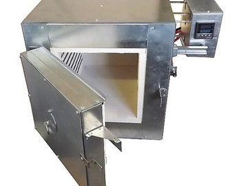 Electrical kiln  with spacious chamber R-1100 C (2012 F)
