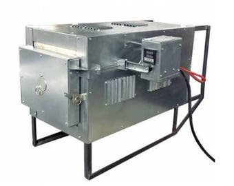 Programmable Kiln 20 Cubic Litre Chamber 1250P Two Position