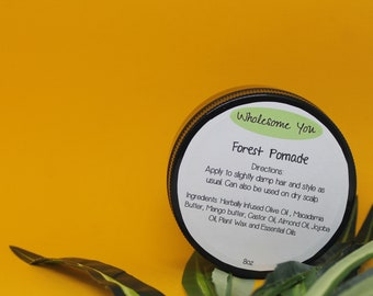Forest Pomade Hair And Scalp Conditioner