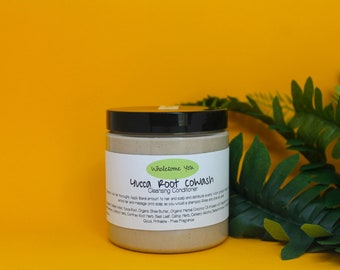Yucca Root CoWash Cleansing Conditioner