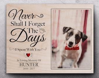 Dog Memorial Photo, Dog Memorial Frame, Pet Sympathy Gift, Pet Memorial Gifts, Dog Loss Frame, Pet Remembrance, Pet Loss, In Memory Of Dog