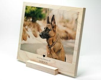 Pet Loss Gifts, Pet Memorial, Pet Memorial Plaque, Memorial, Dog Lover Gift, Cat Lover Gift, Dog Memorial, Cat Memorial, Memorial Frame, Pet